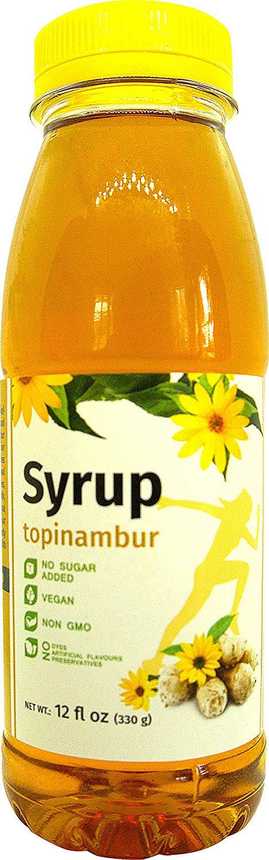 Topinambur Syrup | Sugar Free 6