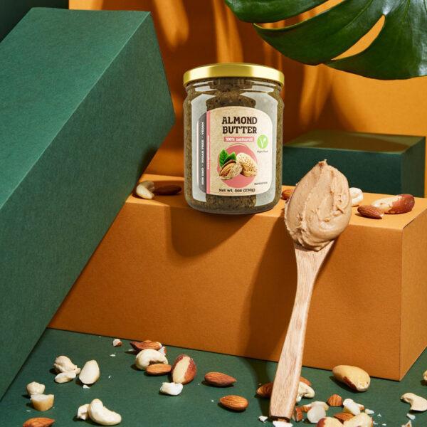 Almond Butter 8oz (230g) 2