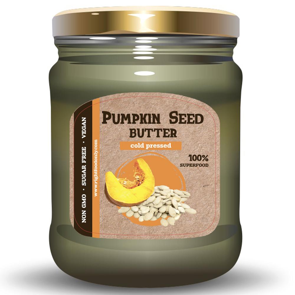 Pumpkin seed urbech