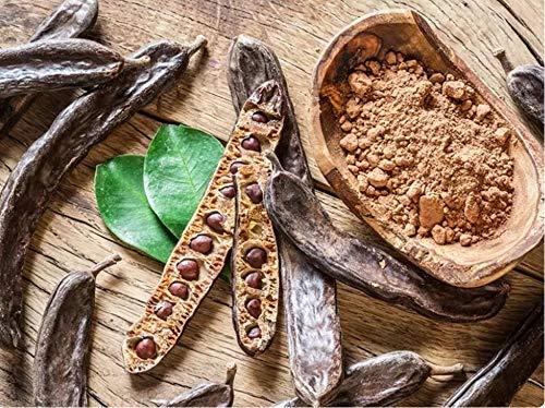 Pure Premium Carob Syrup - No Sugar Added - Vegan Molasses - Natural Sweetener 4