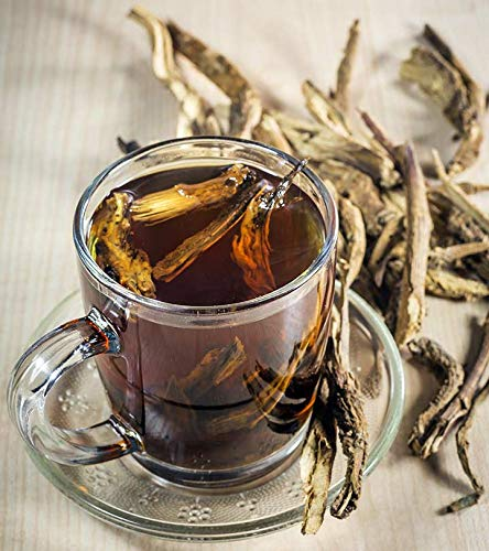 Chicory Root Coffee Syrup 7