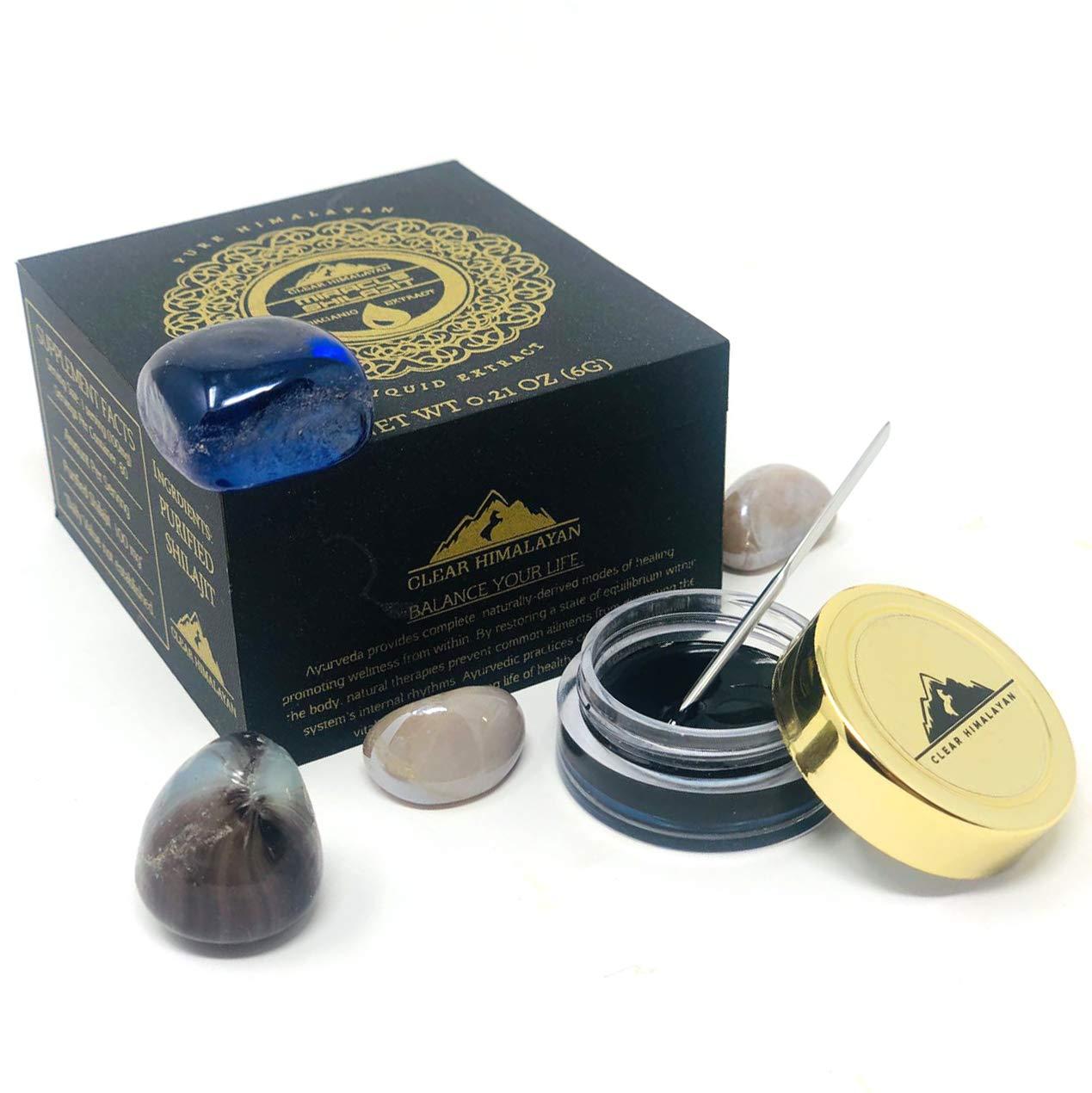 Buy Pure Himalayan Shilajit