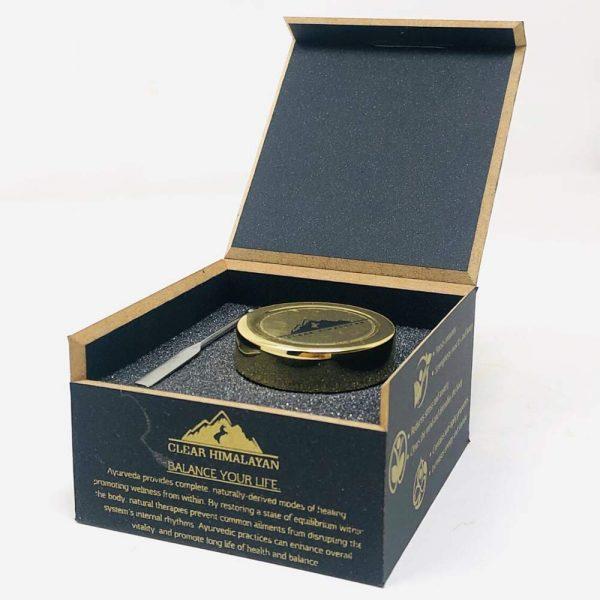 Himalayan Shilajit Resin - Authentic Mumie 100% Natural Liquid Paste 150 Servings (15 g) 3