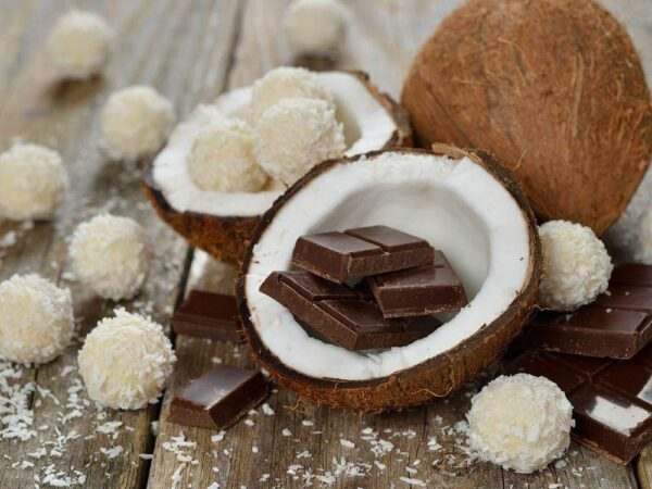 Chocolate Coconut Butter 230g (8oz) 5
