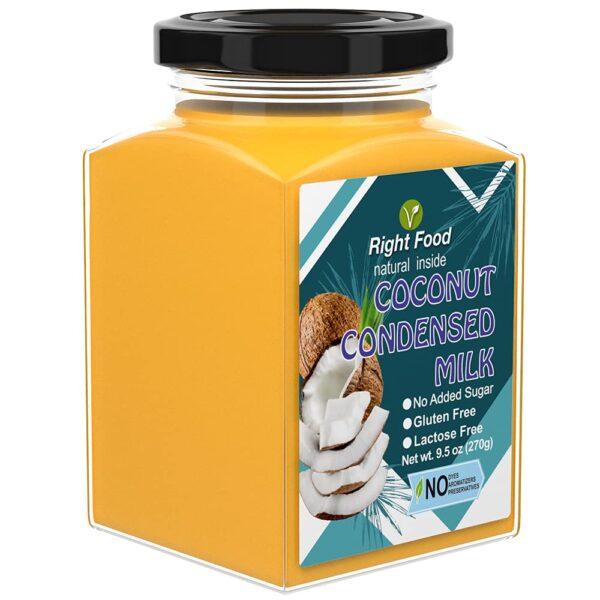 Condensed Coconut Milk 4