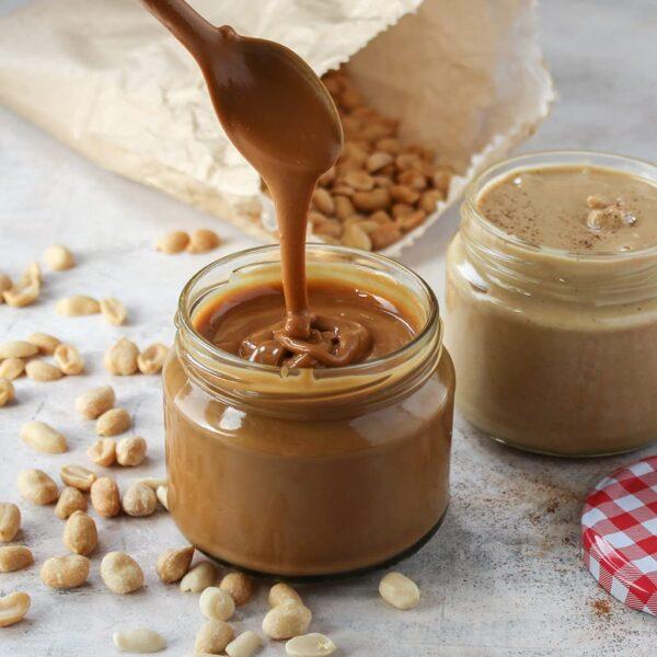 Peanut Butter Crunchy 1 kg 2