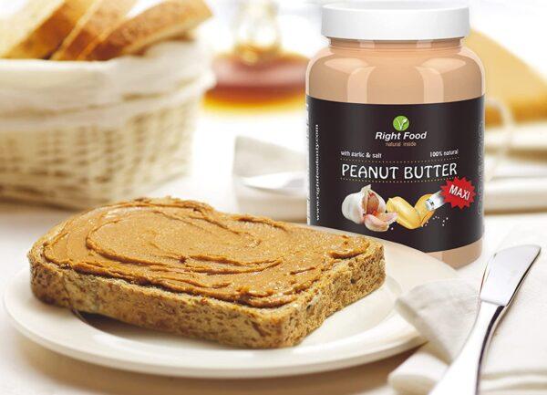 Peanut Butter with Garlic & Salt 1 kg 1