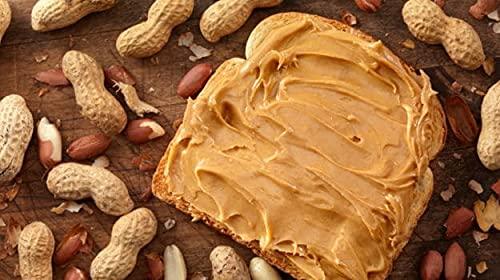 Peanut Butter with Garlic & Salt 1 kg 2