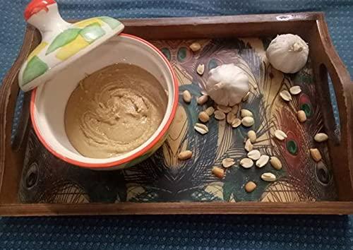Peanut Butter with Garlic & Salt 240g 1