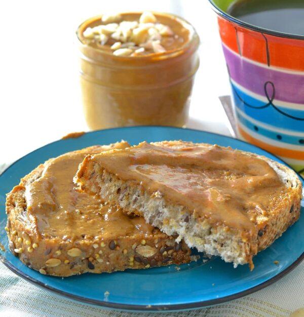 Peanut Butter Gingerbread 240g 3