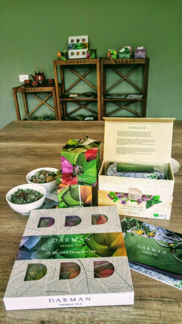 Armenian Herbal Tea 27 Sachets 9 Flavors 1