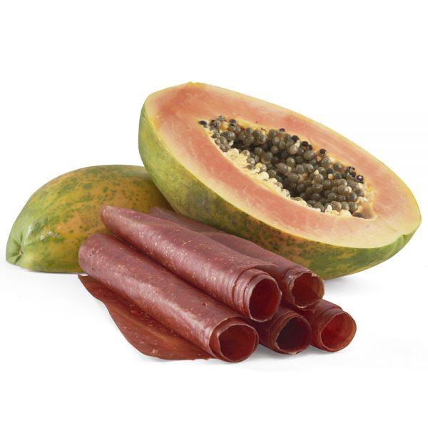 RAW Vegan Fruit Leather 10.6 oz (300 g) - Papaya Dehydrated Sheets 6