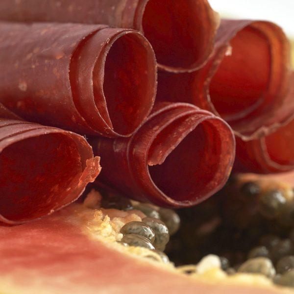 RAW Vegan Fruit Leather 10.6 oz (300 g) - Papaya Dehydrated Sheets 8
