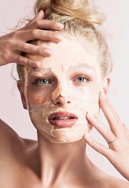 amaranth oil  makes good face masks
