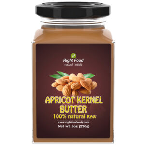 Apricot Kernel Butter Urbech 8oz (230g) | Seed Spread | Zero Sugar | 100% Keto Superfood