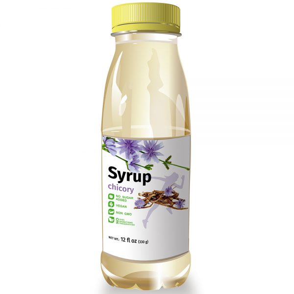 Chicory Root Coffee Syrup 1