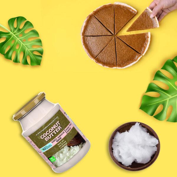 Coconut Butter 1 kg Organic 3
