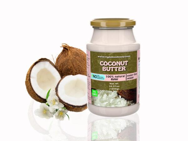 Coconut Butter 1 kg Organic 1