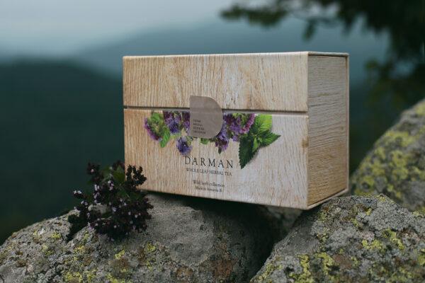 Armenian Herbal Tea (80gr) | 4 Flavors - 20g Each 3