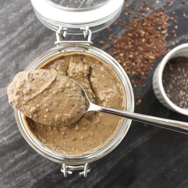 Flaxseed Butter Spread 4