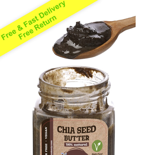 Chia Seed Butter
