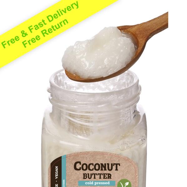 Organic RAW Coconut Butter 230g (8oz)