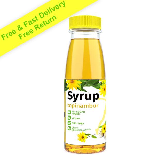 Topinambur Sugar Free Syrup