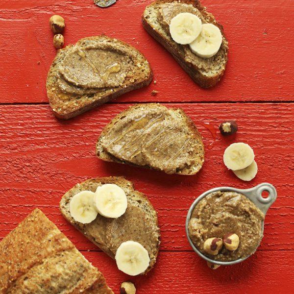 Hazelnut Butter Urbech RAW 8 oz (230g) 3