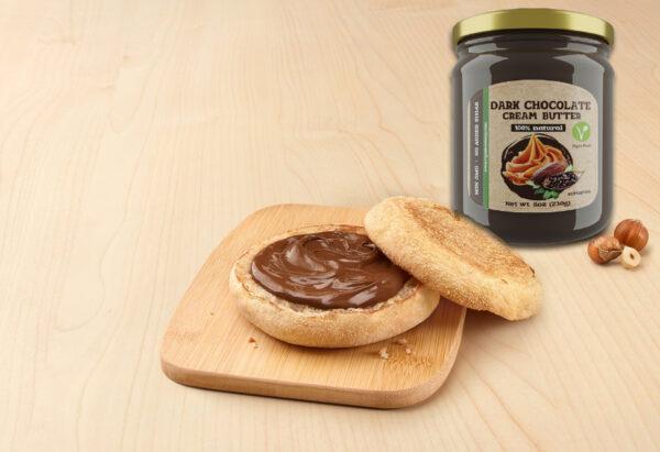 Dark Chocolate Cream Butter 230g (8oz) 9