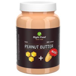 Peanut Butter & Honey Urbech 1kg | Keto Butter | No Sugar Added | Vegetable Protein | Vegan Superfood