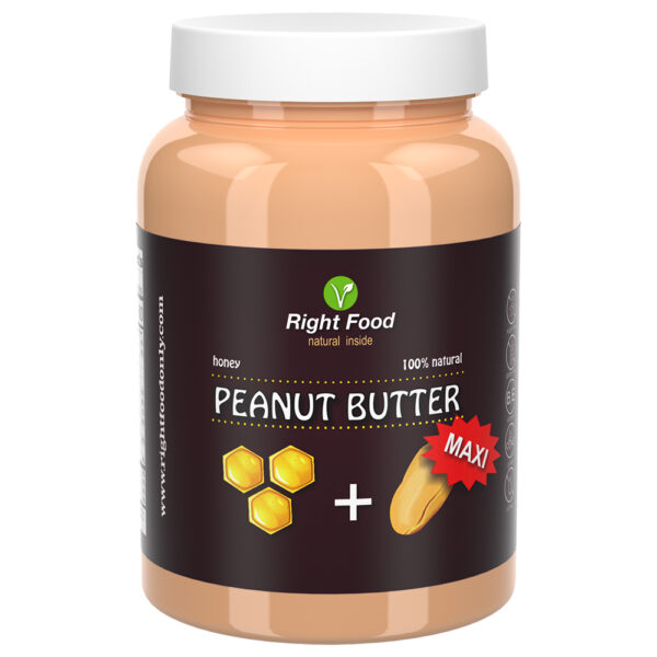 Peanut Butter & Honey Urbech 1kg   Keto Butter   No Sugar Added   Vegetable Protein   Vegan Superfood