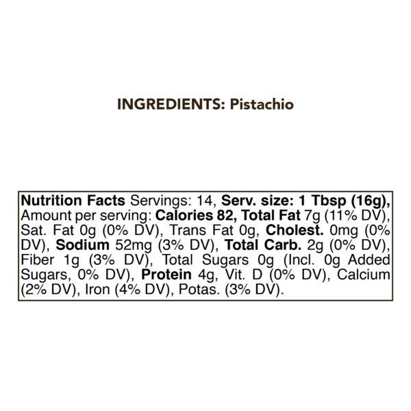Pistachio Butter 1