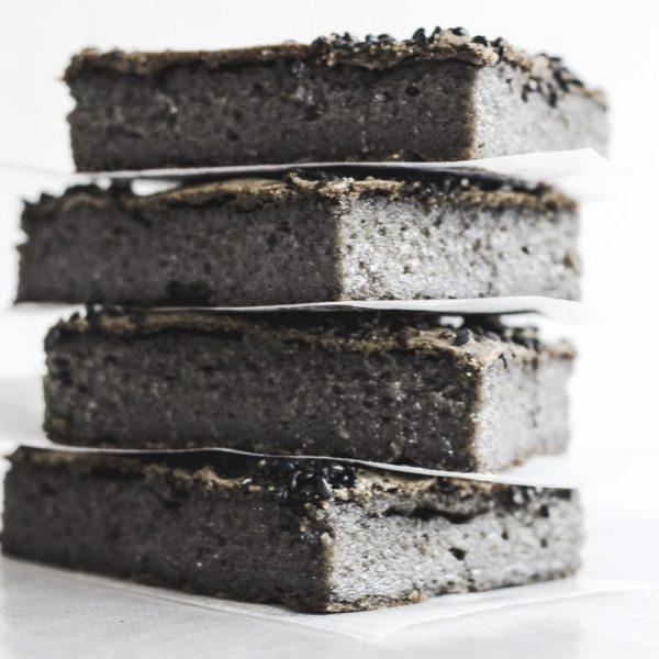 Black Sesame Seed Butter 1 kg Urbech 5