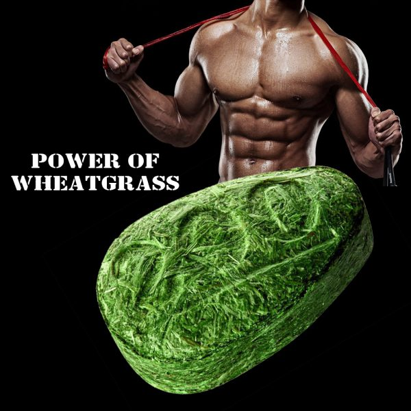RAW Wheatgrass Pressed Sprouts 300 Capsules 4