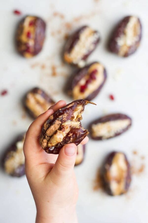 Peanut Butter with Dates 240g 2