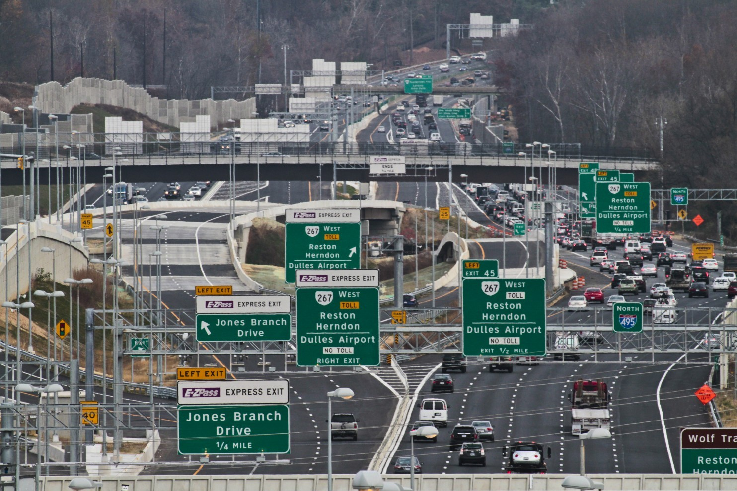 DC Beltway Commuting