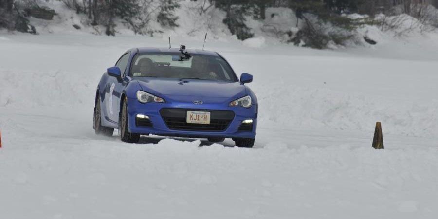 Boston BMW CCA IceCross