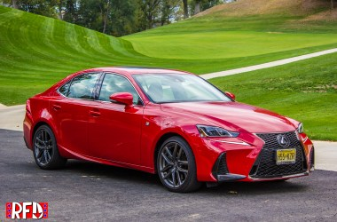 2019 Lexus IS 350 AWD F SPORT