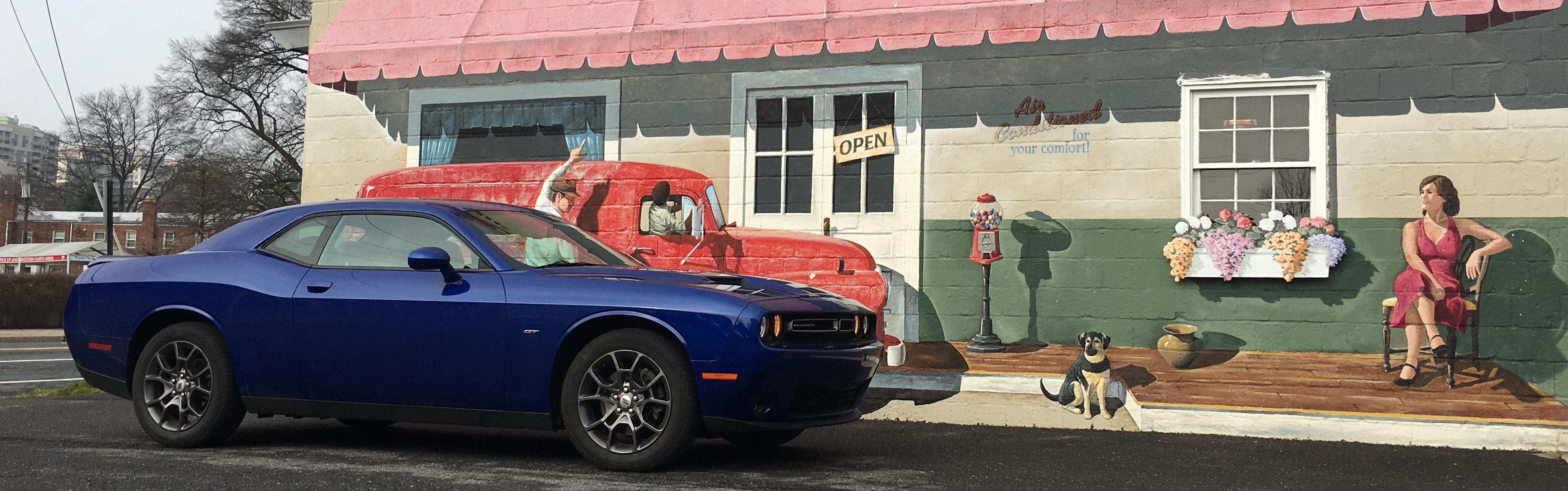 2018 Dodge Challenger GT