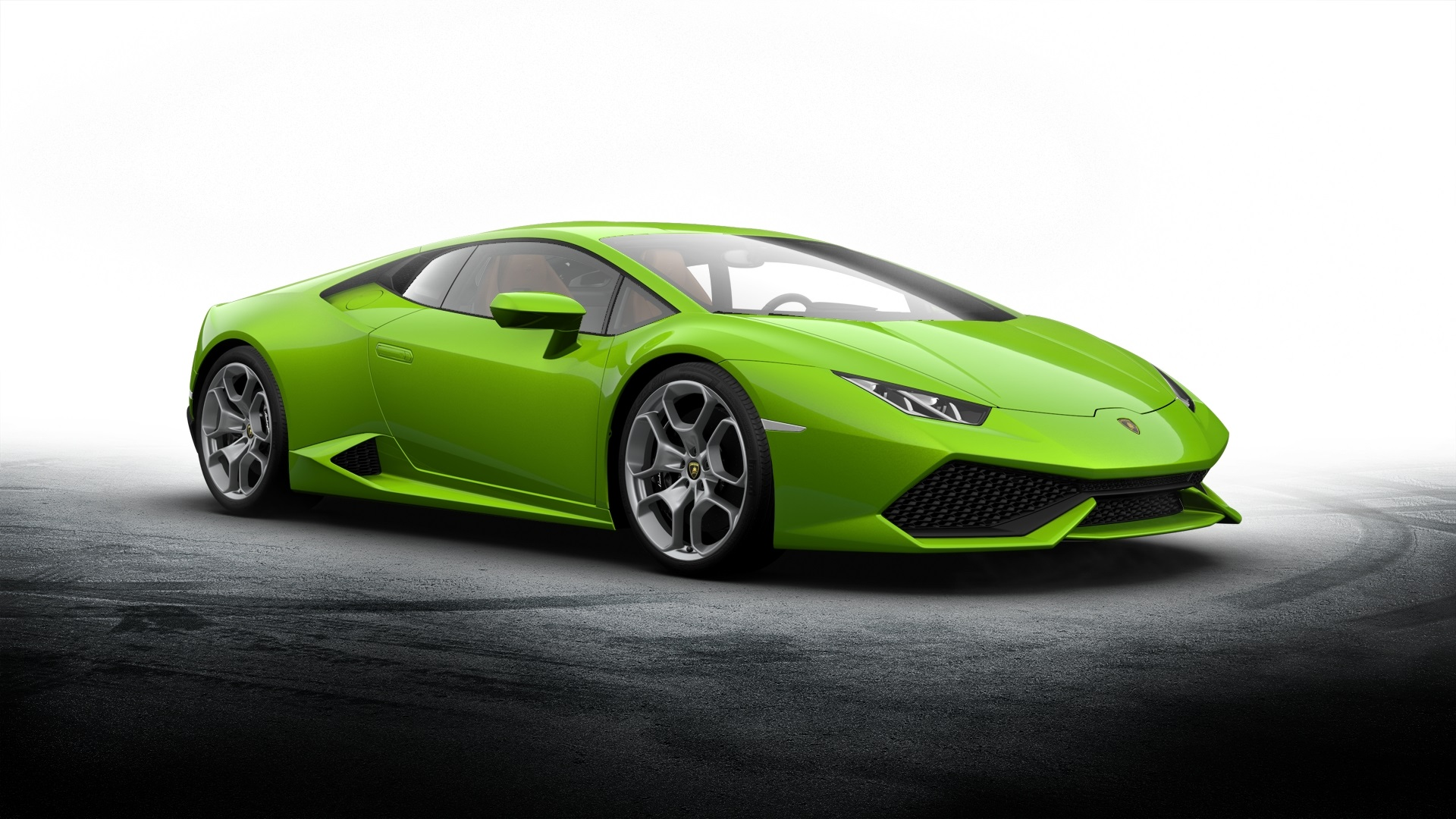 build your own Lamborghini Huracan
