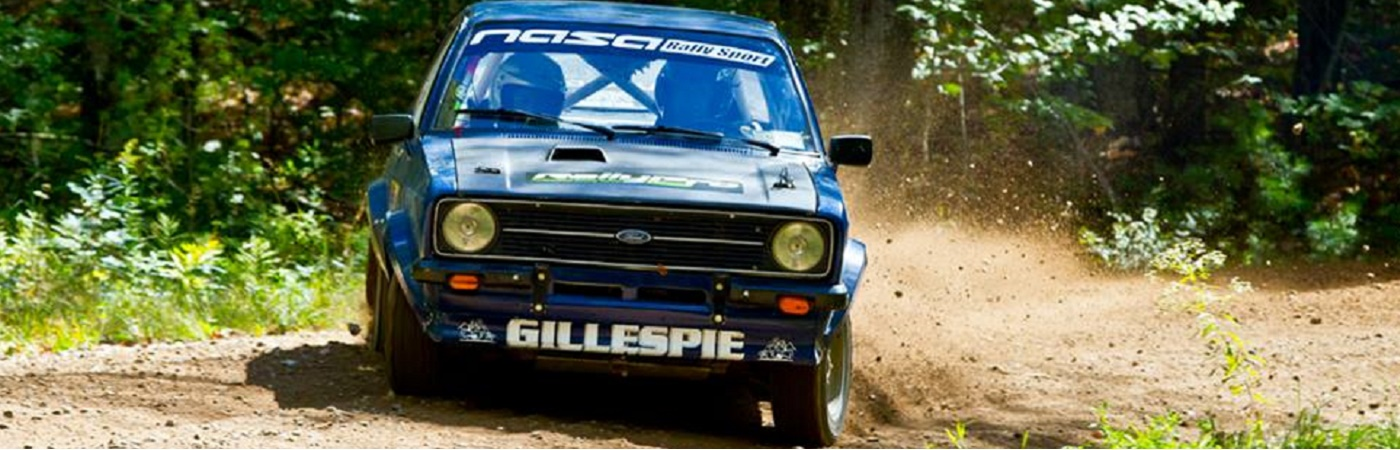 Ford Escort rally