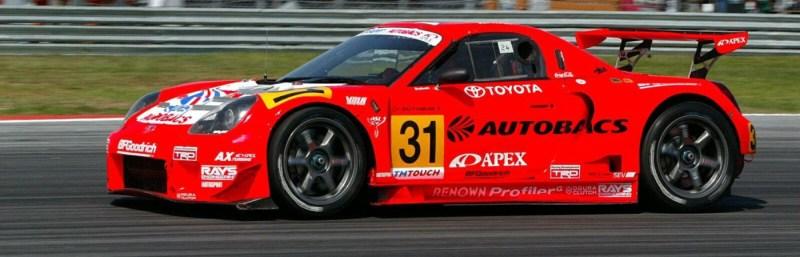 Autobacs Toyota MR2