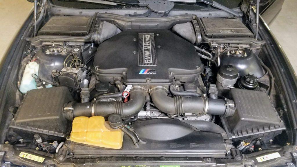 E39 M5 S62 Engine