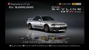 R32 GTR in Gran Turismo