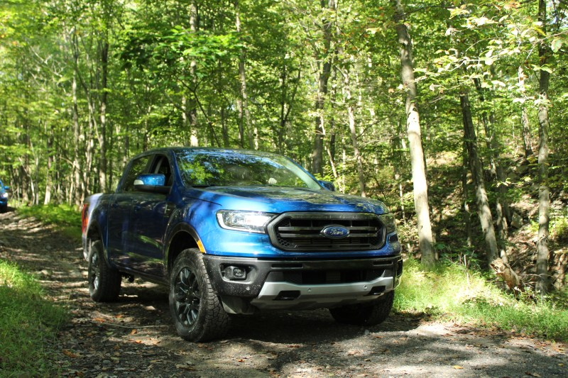 Taking the 2019 Ford Ranger FX4 Off Road