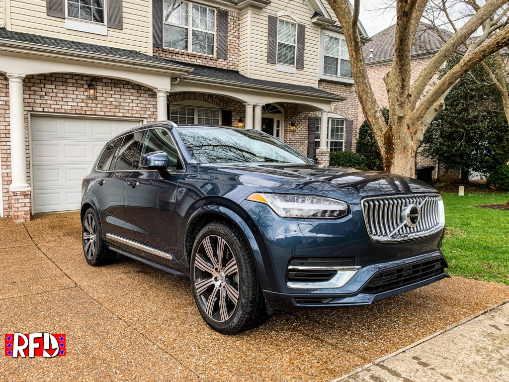 2021 Volvo XC90 Recharge Inscription