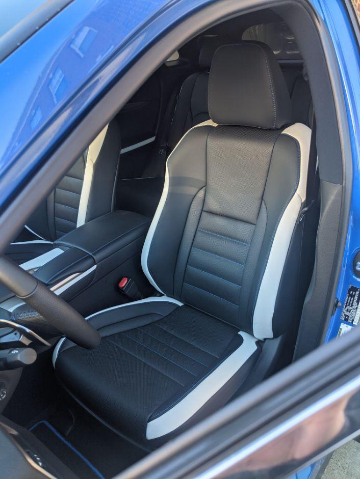 RX 350 F Sport Seats