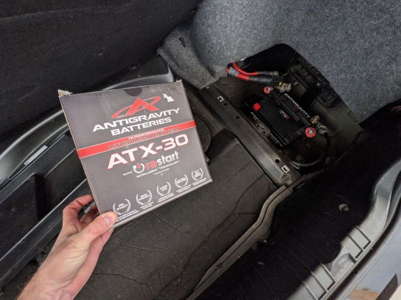 ag-atx30-rs installed