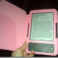 Hooray for Kindle!