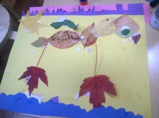 leaf bird rowena